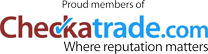 Proud members of Checkatrade.com, Where reputation matters